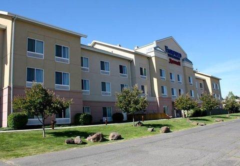 фото Fairfield Inn & Suites by Marriott Yakima 488405542