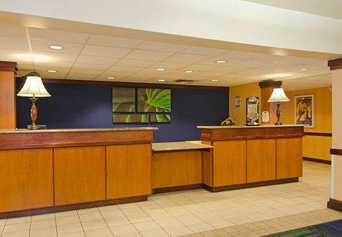 фото Fairfield Inn & Suites Columbus East 488412087