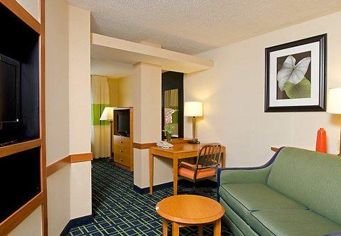 фото Fairfield Inn & Suites Columbus East 488412094