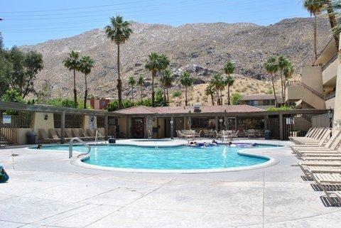 фото Vagabond Inn Palm Springs 488412654