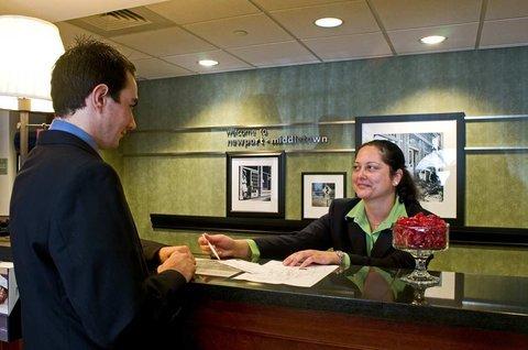 фото Hampton Inn & Suites Middletown 488418401