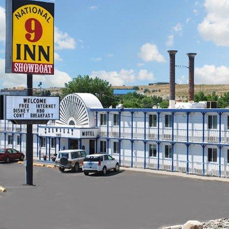 фото National 9 Inn Showboat 488422760