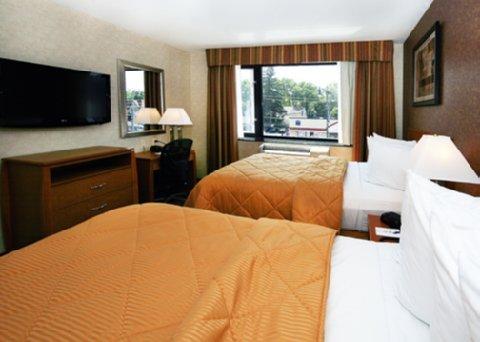 фото Comfort Inn Bellerose 488435420