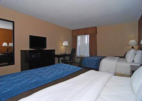 фото Comfort Inn Bourbonnais 488438622