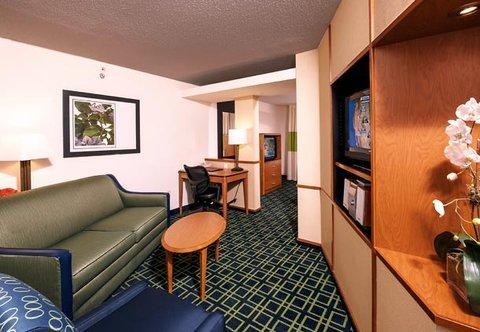 фото Fairfield Inn & Suites by Marriott Brunswick Freeport 488442798