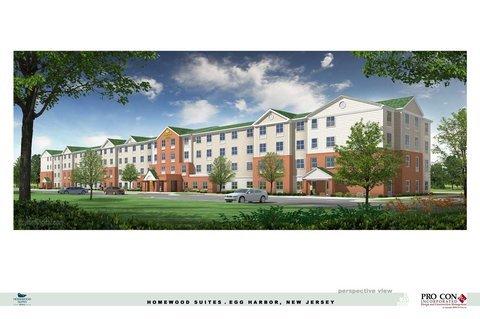 фото Homewood Suites By Hilton Egg Harbor 488450010