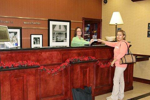 фото Hampton Inn & Suites Waxahachie, Tx 488453842