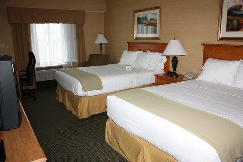 фото Holiday Inn Express Hotel & Suites Warrenton 488457992