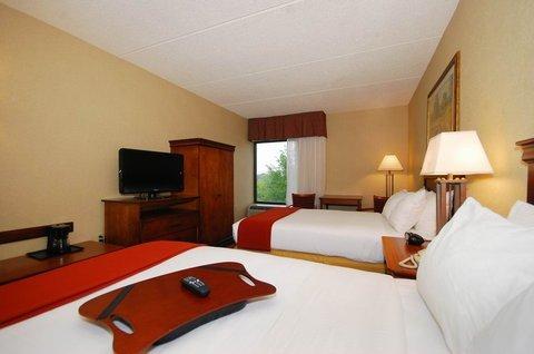 фото Holiday Inn Express Forsyth 488479845