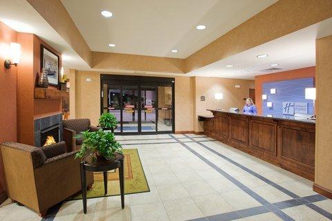 фото Holiday Inn Express Rawlins 488480060