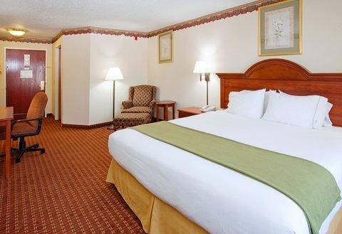 фото Holiday Inn Express Hillsville 488480665