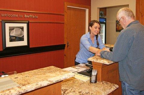 фото Hampton Inn & Suites Buffalo 488481993