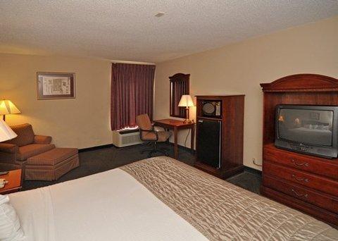 фото Quality Inn Fort Worth 488521013