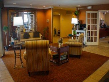 фото Comfort Suites Peoria 488521669