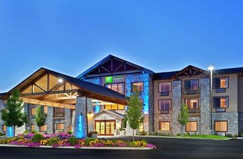 фото Holiday Inn Express Cheney 488560695