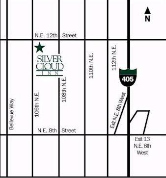 фото Silver Cloud Inn - Bellevue Downtown 488561842