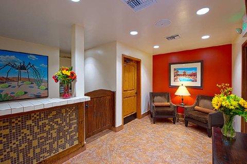 фото Los Arboles Hotel 488572233