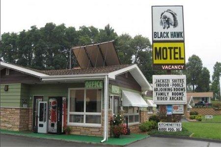 фото Black Hawk Motel 488587398