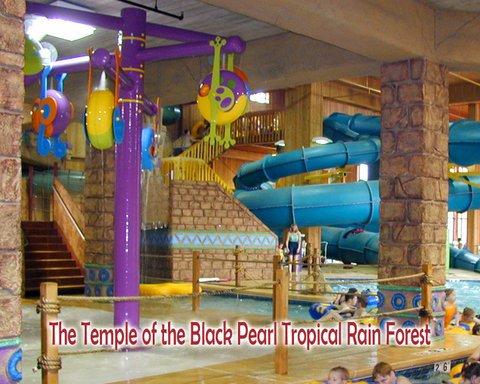 фото Polynesian Water Park Resort 488595853