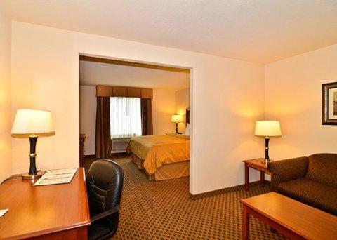 фото Comfort Suites Huntsville Huntsville 488598077