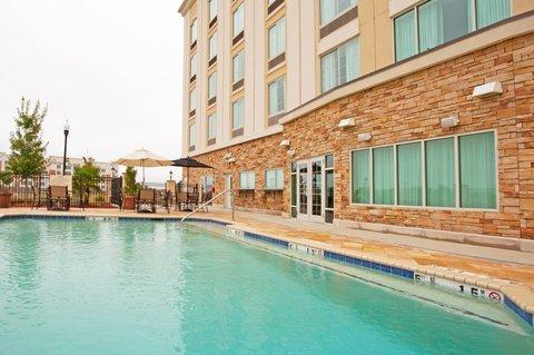 фото Holiday Inn Express Columbus at Northlake 488600031