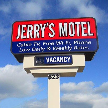 фото Jerry`s Motel 488610806