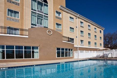 фото Holiday Inn Express Palatka Northwest 488614298
