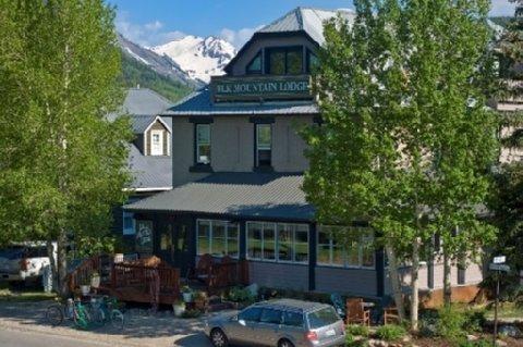фото Elk Mountain Lodge 488619184