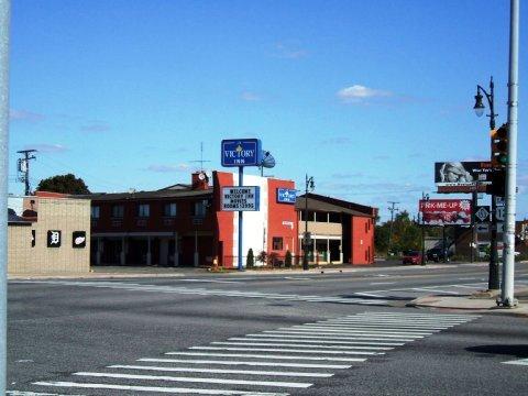 фото A Victory Inn East Dearborn 488621628