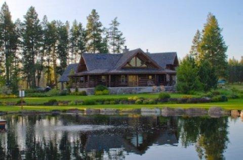 фото Glacier Mountain Lodge 488627808