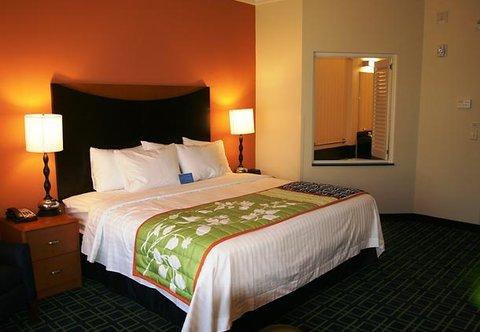 фото Fairfield Inn and Suites by Marriott Birmingham Pelham/I-65 488631553