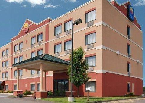 фото Comfort Inn East Windsor 488634742