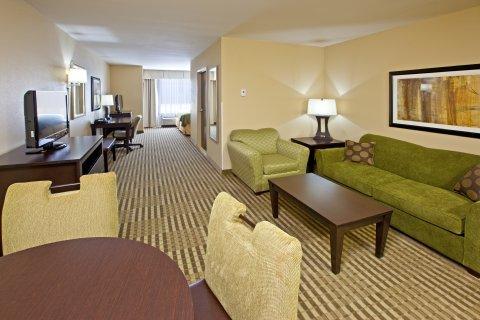 фото Holiday Inn Express Hotel & Suites Richwood - Cincinnati South 488637267