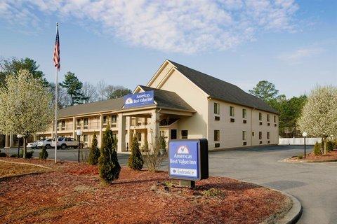 фото Americas Best Value Inn-Acworth/Kennesaw 488649789