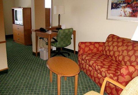 фото Fairfield Inn and Suites by Marriott Birmingham / Bessemer 488671789