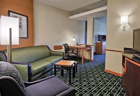 фото Fairfield Inn & Suites Huntingdon Raystown Lake 488685301