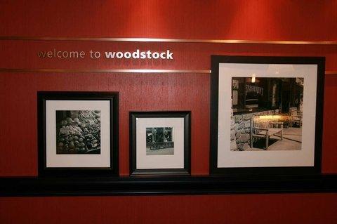 фото Hampton Inn & Suites Woodstock 488718136