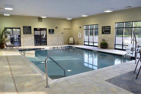 фото Hampton Inn and Suites New Hartford/Utica 488719825