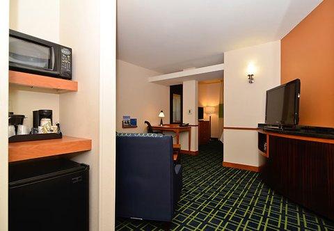 фото Fairfield Inn & Suites Santa Cruz 488719933