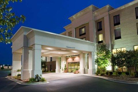 фото Hampton Inn & Suites Cincinnati-Union Centre 488728059