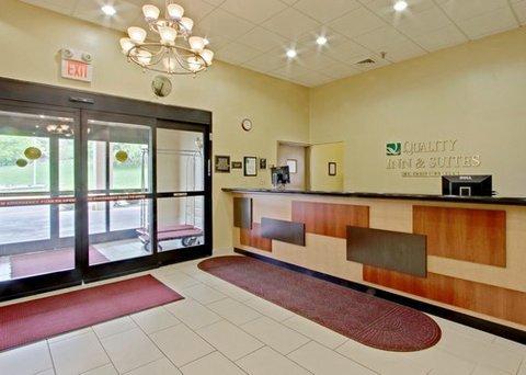 фото Quality Inn & Suites Lexington 488757070