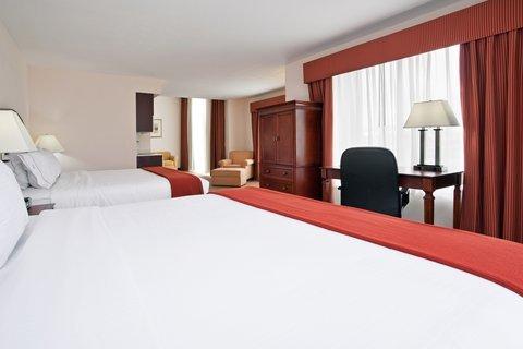 фото Holiday Inn Express Hotel & Suites Detroit - Farmington Hills 488761559