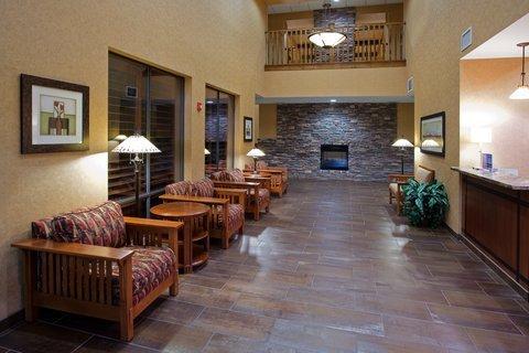 фото Holiday Inn Express Hotels & Suites Washington-North Saint George 488762904