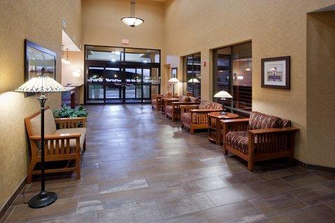 фото Holiday Inn Express Hotels & Suites Washington-North Saint George 488762905