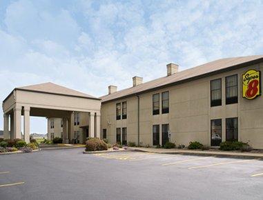 фото Super 8 Motel Evansville North 488771018