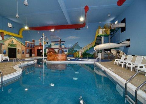 фото Sleep Inn & Suites and Indoor Water Park 488778057