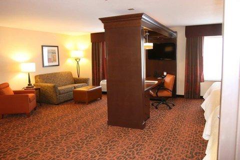 фото Hampton Inn and Suites Peru 488779255