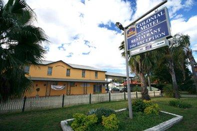фото Best Western Colonial Motel 488792835