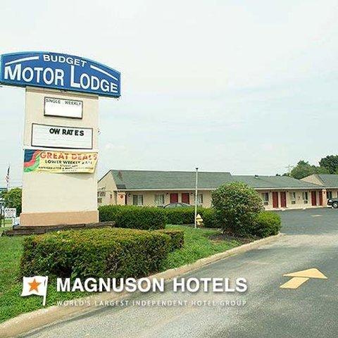 фото Budget Motor Lodge New Castle 488793996