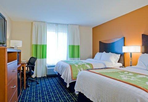 фото Fairfield Inn & Suites Columbus 488803104